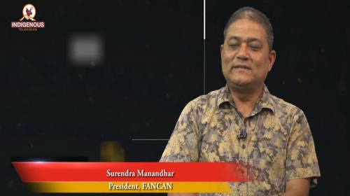 Surendra Manadhar (President,FANCAN) On Health For