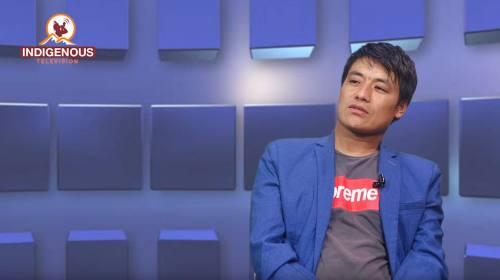 Harshit Kulung On Amni Mintam Okhi Ridam With Ajay