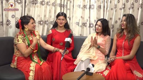 Teej Special Celebrity Fun Talk With Sabi Karki Ep