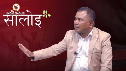 Dinesh Dhimal On Soloi with Manju Dhimal Episode - 22