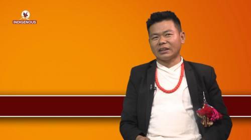 Trilok Tribeni Rai On Aankhim Aan Yong Epi  - 159
