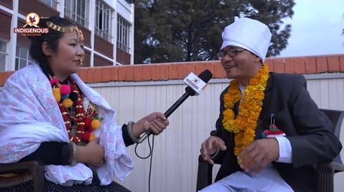 Iman singh rai on Aankhim Aan Yong Epi - 160
