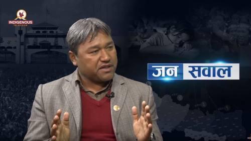 Rabindra Maharjan On Janasawal || Janasawal Epi -