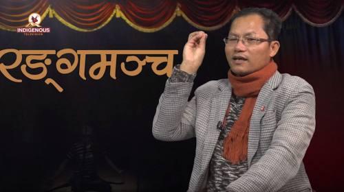 Dr. Som Dhimal On Ranga Mancha Epi - 102