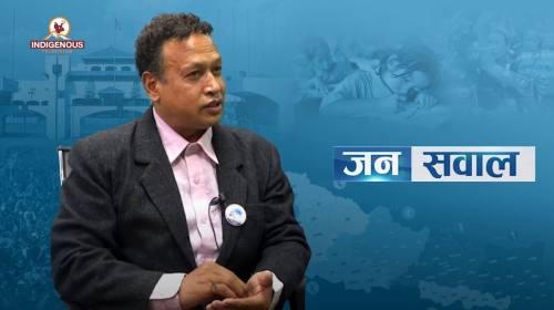 satya naraya shrestha on Janasawal Epi -200