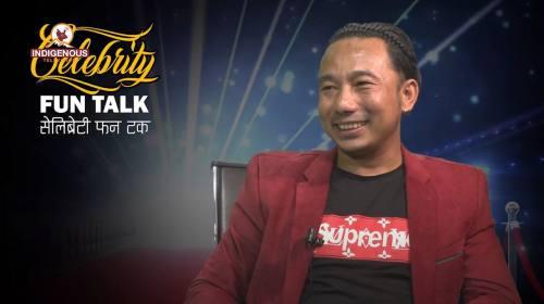 R. B. Lama On Celebrity Fun Talk with Sabi karki E