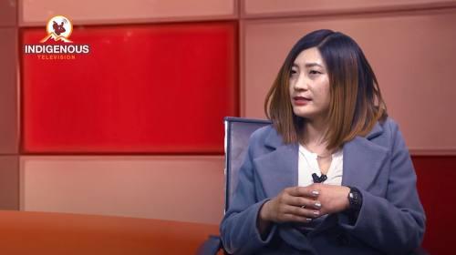 Sunita Rai On Imo Dung Imo jim Episode -82