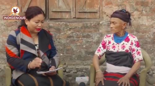 नेपालको प्रथम महिला रिक्सा चालक फूलमाया धिमाल र जी