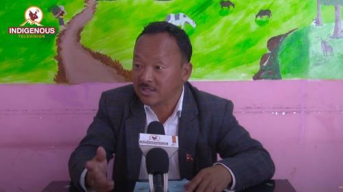 महेश्वर चाम्लिङ, पुर्व अध्यक्ष नेपाल पत्रकार महास