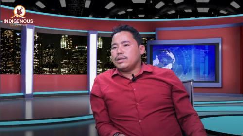 सागर केरुङ, चलचित्र निर्देशक तथा लेखक  II निशेष आङ