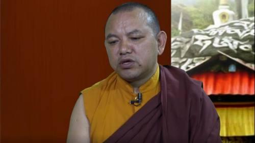 Acharya Norbu Sherpa On Serwi ngyanthin with Sonam