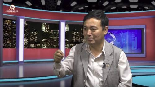 Aendra Sundar Nembang On Ani Sakthim with Nishesh