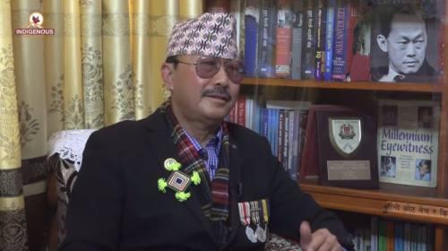 Agam Singh Yakpangden On Paltan ko Katha With Samp