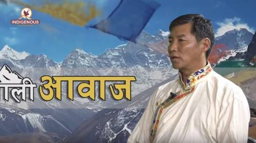 Ang Chhetar Sherpa On Himali aawaz with Doma Sherp