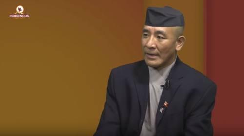Ang kami sherpa (Social worker) On Indigenous Talk