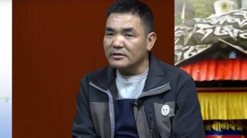 Ang Pemba Sherpa On Serwi Ngyanthin with Sonam Yan