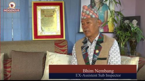 Bhim Nembang Ex-Assistent Sub Inspector On Paltan