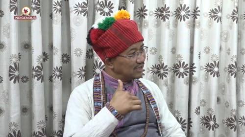 Bigendra Waiba Indigenous Talk with Jagat Dong Epi