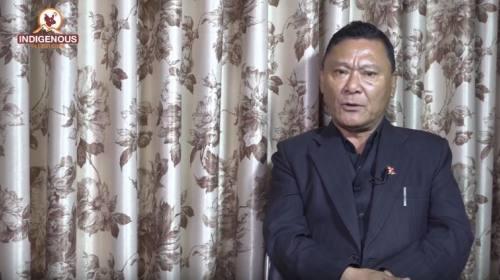 Dendi lama sherpa (DN Lama ) On Himali Aawaz with