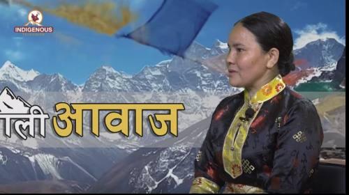 Dolma Sherpa on Himali Awaz - epi 35