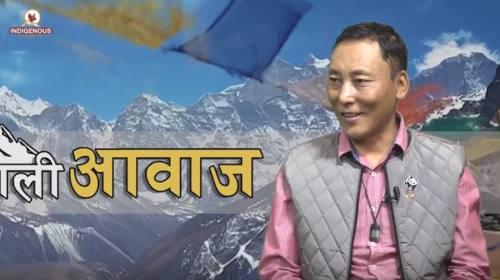 Dr. Ghanashyam Gurung On Himali Aawaz with Doma Sh