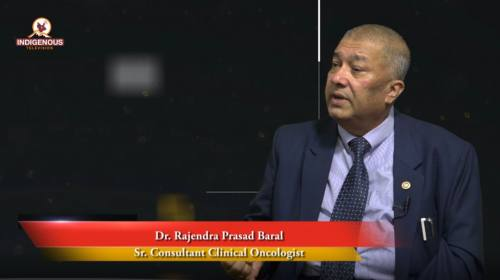 Dr. Rajendra Parsad Baral (Sr. Consultant Clinical