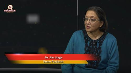 Dr. Rita Singh Senior Paediatric On On Health For