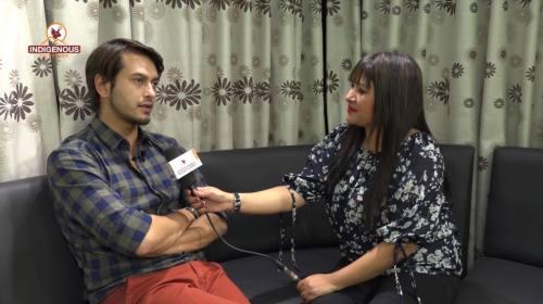 Exclusive interview |नायक प्रदिप खडकाको नयाँ वर्षक