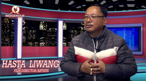 Hasta Liwang (Film director,Artists) On Ani Sakthi