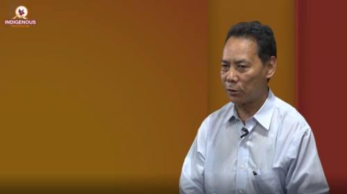 Indra Tamang  On Indigenous Talk with Jagat Dong E