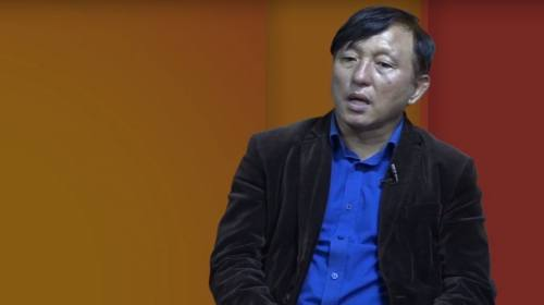 Janga Sunuwar On Indigenous Talk with Jagat Dong E