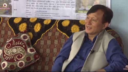 Janga Sunuwar On Paltan ko Katha With Sampada Yong