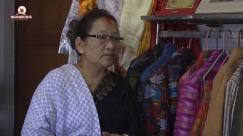 kalpana Yonghang Limbu On Himali Aawaz with Doma S