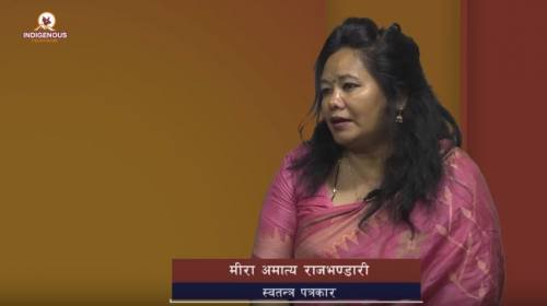 Mira Aamatya Rajbhandari On Indigenous Talk with J