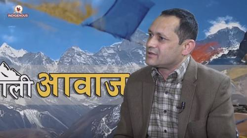Nava Raj Dahal And Pemba Sherpa On Himali Awaz wit