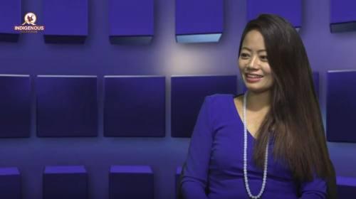 Niruta Kulung (Singer) On Aamni Mintam Okhi Ridam