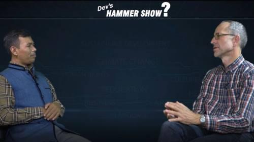 Norbert Grobbel On Hammer show with Dev Kumar Sunu