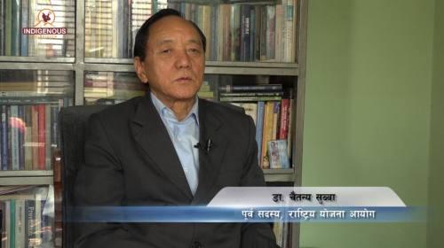 संविधानको सर्बस्वीकार्यता मानिदैन : डा चैतन्य सूव्