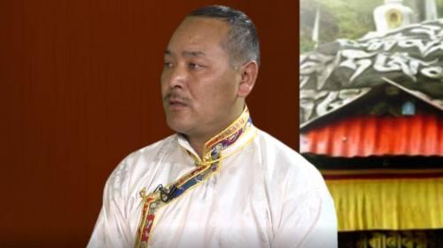 Pasang Kaji Sherpa On Serwi ngyanthin with Sonam Y