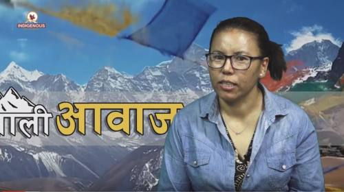 Phurba Diki Sherpa & Nima Doma Sherpa On Himali Aa