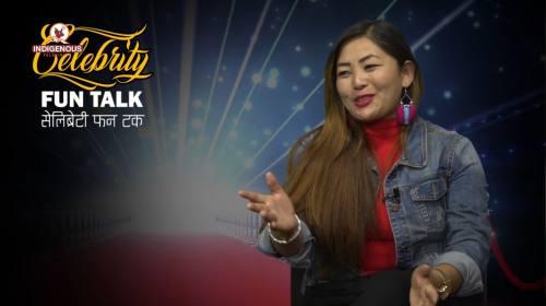 Puja Sunuwar On Celebrity Fun Talk With Sabi Karki