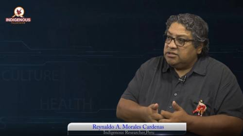 Reynaldo A. Morales Cardenas On Hammer show with D
