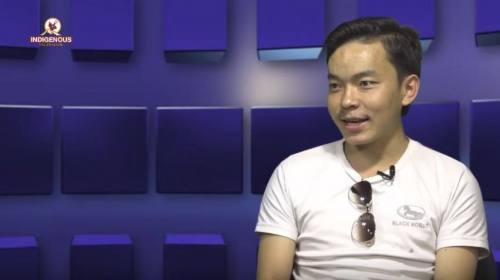 Sabit Kulung (Actor) On Aamni Mintam Okhi Ridam wi