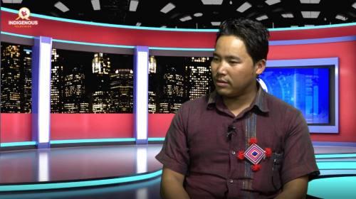 Sagar Kerung On Ani Sakthim with Nishesh Angdembe